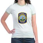 Columbia Police Jr. Ringer T-Shirt