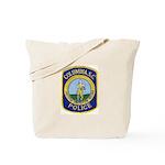 Columbia Police Tote Bag