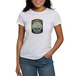 Columbia Police Women's T-Shirt
