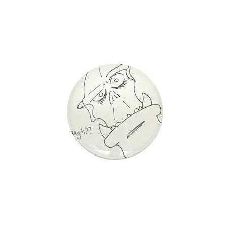 Waagh? Mini Button (100 pack)