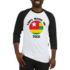 Made In Togo Baseball Jersey