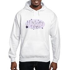 """""""History Diva"""" [purple] Hoodie"""