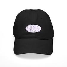 """History Diva"" [purple] Baseball Hat"