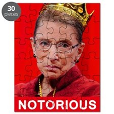 Notorious RBG Poster Puzzle