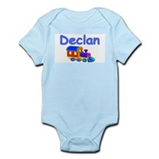 Train Engine Declan Infant Bodysuit
