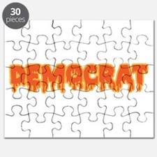 For Halloween Im A Democrat. Now Share ALL  Puzzle
