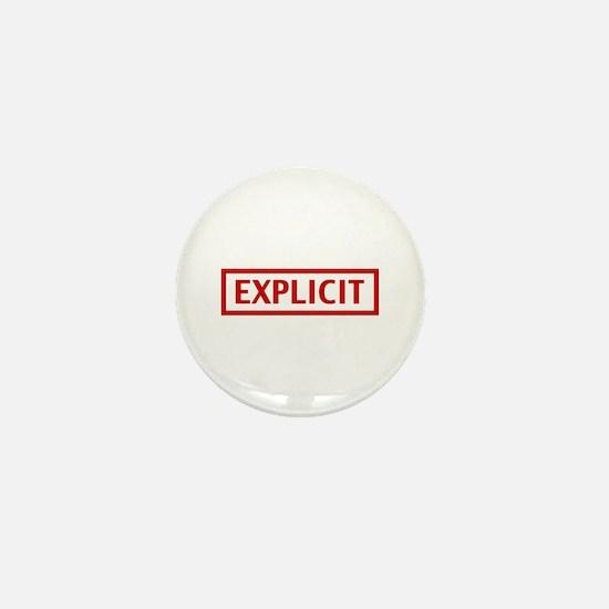 Cute Vidcast Mini Button