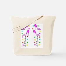 FOXY 30TH Tote Bag