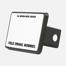 Field Spaniel Mommies Desi Hitch Cover