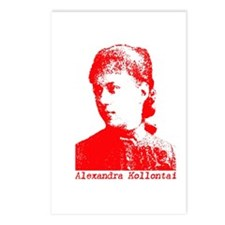 Alexandra Kollontai Postcards (Package of 8)
