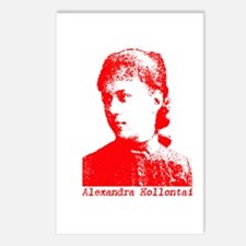 Alexandra Kollontai Postcards (Package of 8)