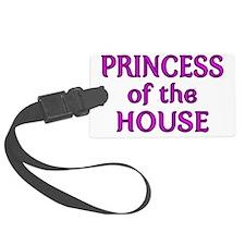 PRINCESS OF THE HOUSE 2 Luggage Tag