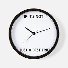If its not a Finnish Spitz its just a b Wall Clock