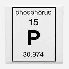 Phosphorus Tile Coaster