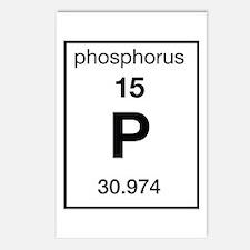 Phosphorus Postcards (Package of 8)