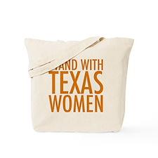 standwithwomenorange Tote Bag