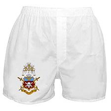 Logo Crest Boxer Shorts