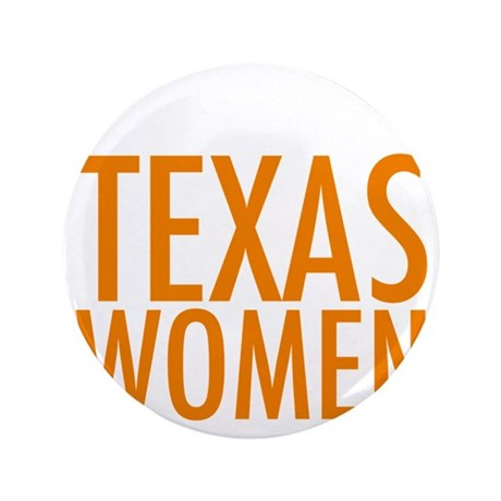 """Stand with Texas Women 3.5"""" Button"""