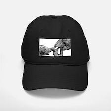 African Elephant Galaxy Note Case Baseball Hat