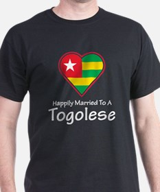 Happily Married Togolese T-Shirt