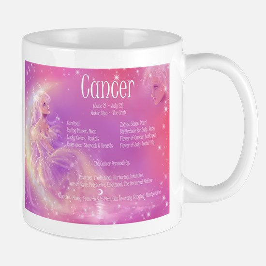 Goddess Cancer Mug