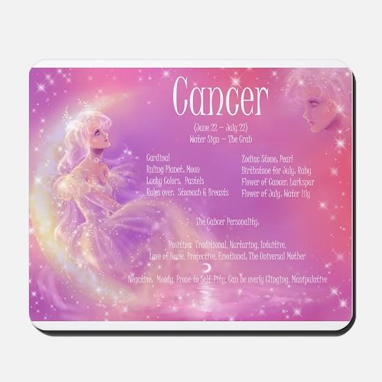 Goddess Cancer Mousepad