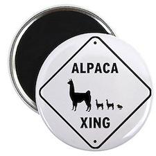 Alpaca Xing Magnet