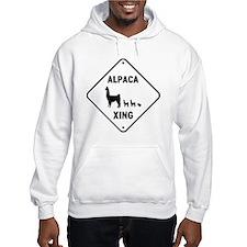 Alpaca Xing Jumper Hoody