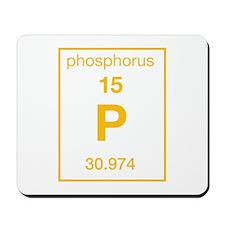 Phosphorus Mousepad