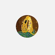 Klimt's Kats Mini Button