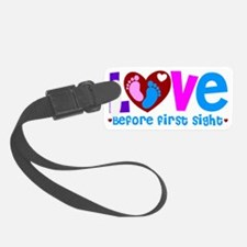 Love Before First Sight Luggage Tag