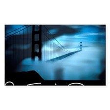 San Francisco Dreams Placemats Decal