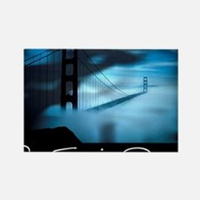San Francisco Dreams Placemats Rectangle Magnet