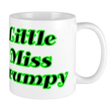 LITTLE MISS GRUMPY Small Mug