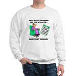 Support Bingo Sweatshirt