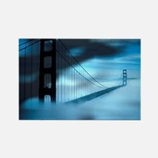 San Francisco Dreams Rectangle Magnet