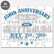 150 Gettysburg Civil War Puzzle