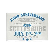 150 Gettysburg Civil War Rectangle Magnet