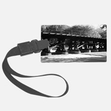 Bridge at Harpers Ferry Luggage Tag