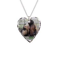 Monkey Love Necklace