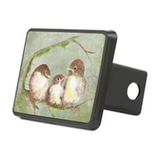 Cute Cuddling Family of Sp Hitch Cover