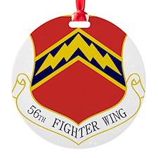 56th FW Ornament