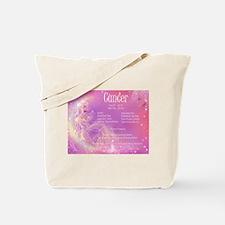 Goddess Cancer Tote Bag
