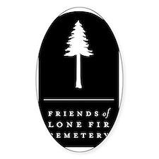 FLF good logo Decal