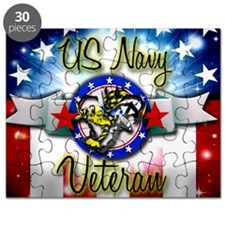 US Navy Veteran Puzzle