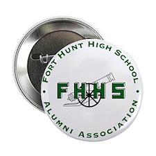"""Fort Hunt High School Alumni Associat 2.25"""" Button"""