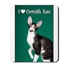 Cornish Rex Mousepad