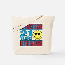BOARDY BARN BIRTHDAY Tote Bag
