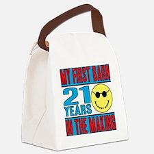 BOARDY BARN BIRTHDAY Canvas Lunch Bag