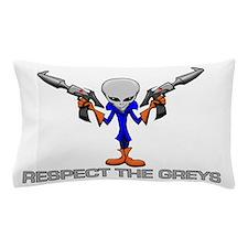 RESPECT THE GREYS Pillow Case